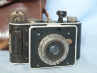 ' Foth ' Foth Derby II Vintage Folding Camera Cased £59.99